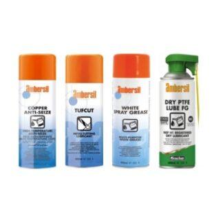 Ambersil Grease Sprays
